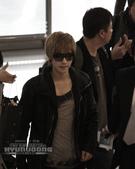 2011金賢重日本巡演表演, 記者會, 機場圖:111108-金浦機場赴日012.jpg