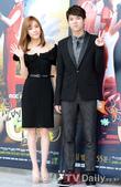 2012韓劇發布會第一千個男人 幽靈, 依然是你, Love Again, Holy Land:120814-第一千個男人-T-ara孝敏 Infinite南優鉉2-2.jpg