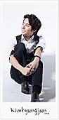金亨俊美圖, 桌布, 採訪, 桌曆和其他商品圖:韓國官網201102-6