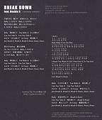 金賢重個人專輯Heat, Lucky韓文版, 日文版寫真+MV截圖+桌布+活動圖:金賢重Kiss Kiss Lucky Guy日文版普通盤004-1-Break Downa.jpg