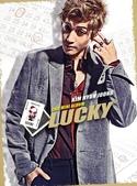金賢重個人專輯Heat, Lucky韓文版, 日文版寫真+MV截圖+桌布+活動圖:Lucky封面